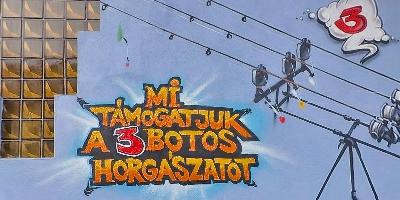 Webséta - Szeged Czero Horgászüzlet